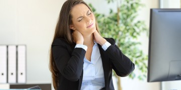 Is work a pain in your neck?